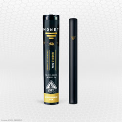 Bubble Gum Flavor Disposable Pen Vape THC | honeyvape.buzz