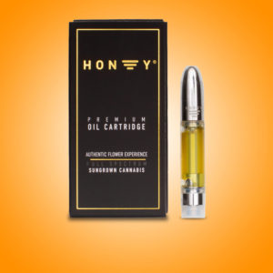 tangerine dream thc cartridge